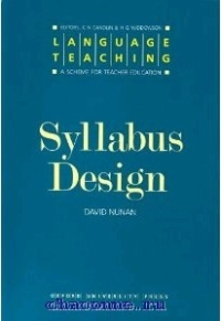 SC Teach Ed Syllabus Design